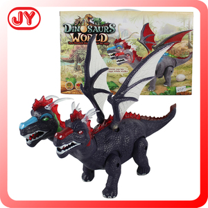 Vocalization action dinosaur toys with projection