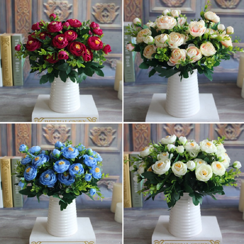 Lacoste Ling Wedding Wedding Projects 6 Head Table: Popular Table Flower Arrangements-Buy Cheap Table Flower