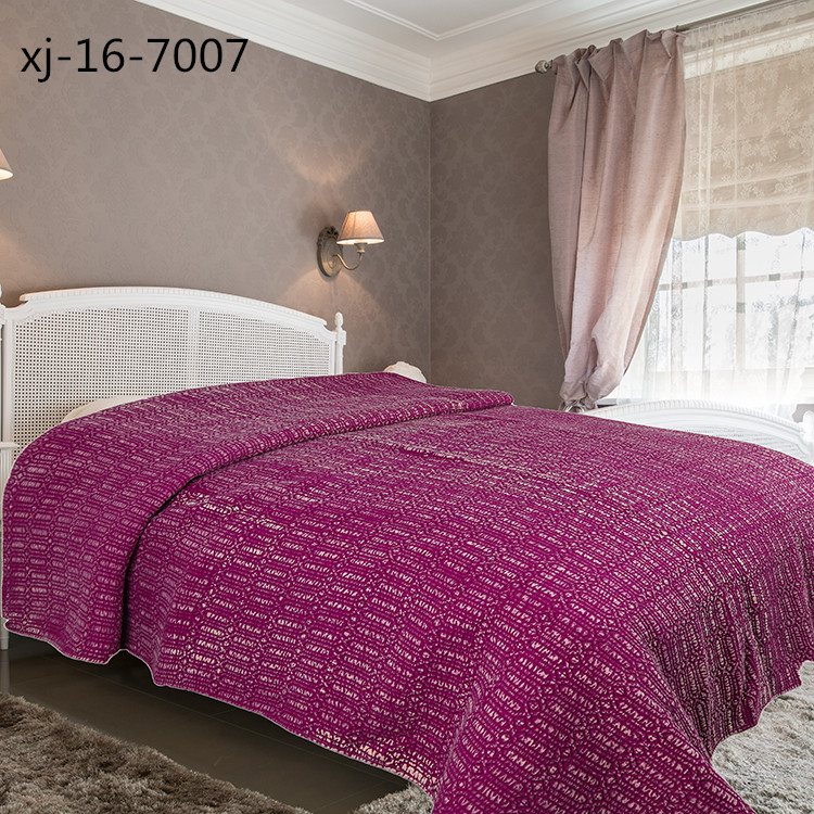 New coming soft eco-friendly home textile stone washed linen bed bedding set