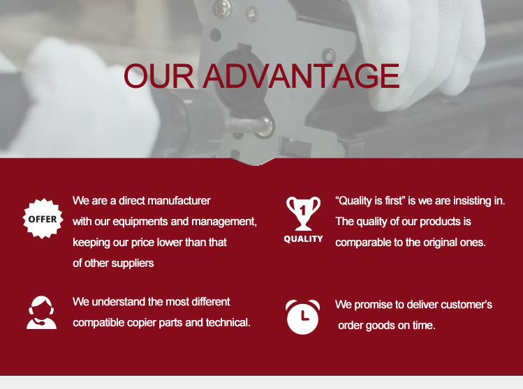 Kualitas Tinggi Mesin Fotokopi Bagian Cartridge Unit untuk DK1110 FS1020 1024 1040 1120 1060 1025 1125 1520 Drum Unit