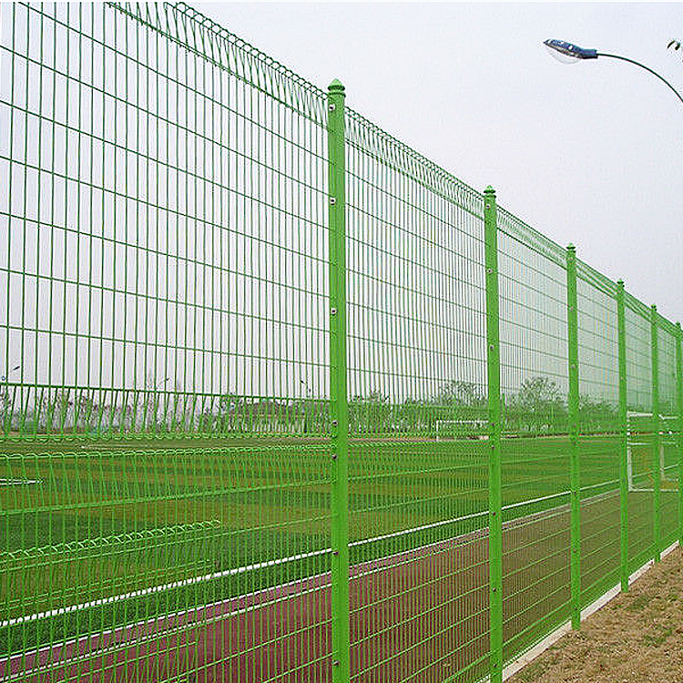 Ce Certified Metal Fence Supports/ Metal Fence Types/metal Fence ...