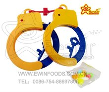 Handcuffs And Key Toy Candy