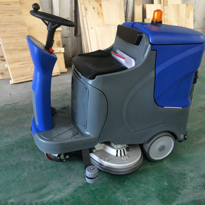 C6 Ride On Floor Squeegee Cleaning Machine For Sale