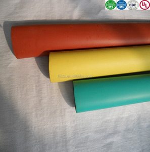 high voltage 35KV heat shrinkable busbar insulation sleeve