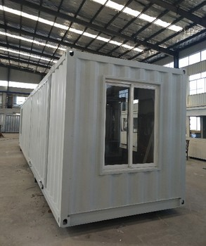 French USA Fiji Poland 40ft Hotel modular  Modern Luxury Living Prefabricated Steel frame building container house