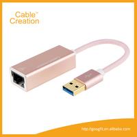 10/100/1000 Mbps USB 3.0 tp RJ45 Gigabit Ethernet LAN Network Adapter