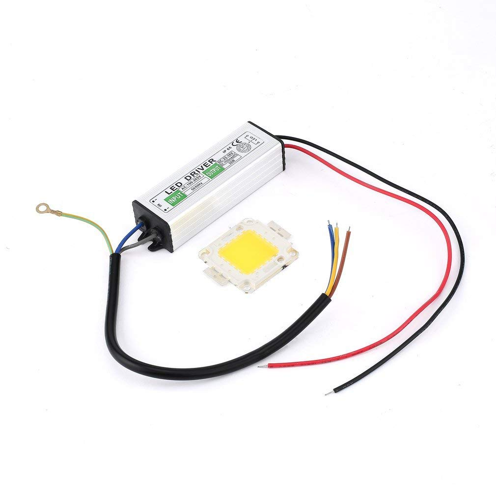 Cheap Led Driver Power Supply Circuit Find Powersupplycircuit Batterycharger Solarbatterychargingcircuit Get Quotations Qulable 50w Smd Chip Bulbs High With Waterproof