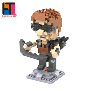 Hot New Products For 2016 Nano Building Block For Promotion