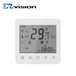 Lcd Fan Coil Thermostat, Lcd Fan Coil Thermostat Suppliers