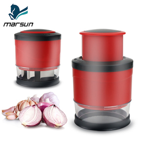 New Wholesale Professional Kitchen Magic Manual Quick Mini Commercial Onion Vegetable Clever Cutter Portable Food Chopper