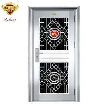 New Design Cheap Stainless Steel Grill Door Design Buy Door Design