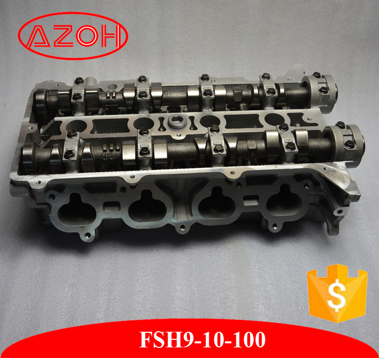 Engine Parts FSH9-10-100 Cylinder Head For Mazda 323 626 MPV Premacy