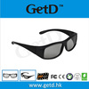 3D FPR polarized 3d glasses for 3D TV and Cinema CP720G11