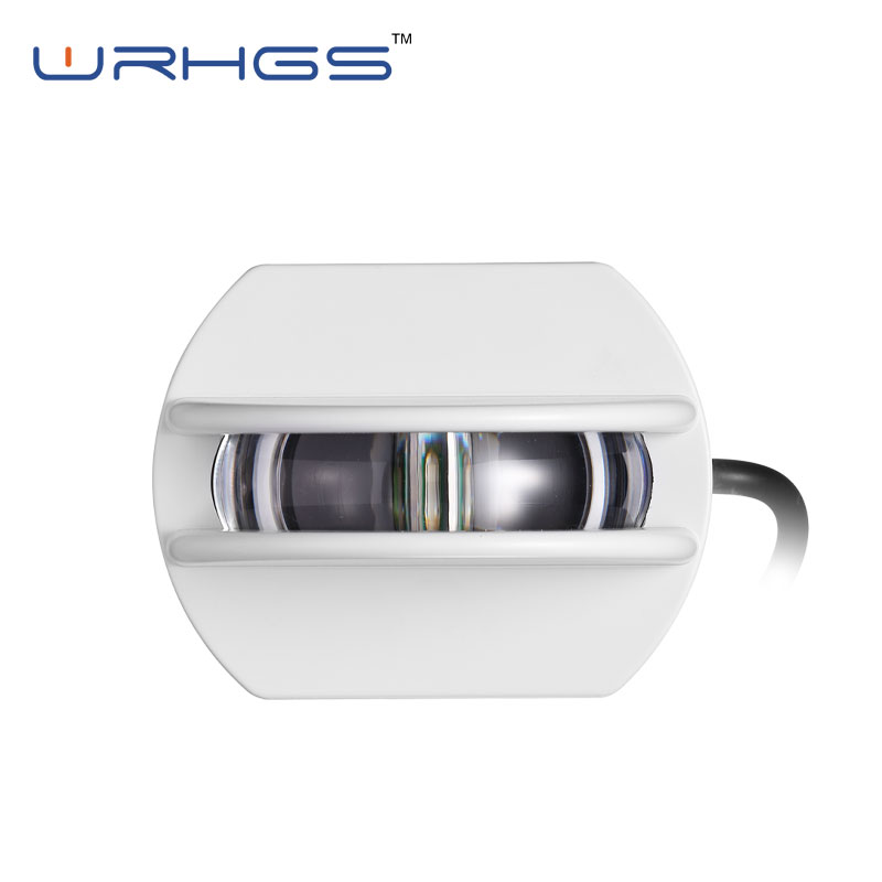 Decorative led 5w 9w rgbw dmx 360 window light
