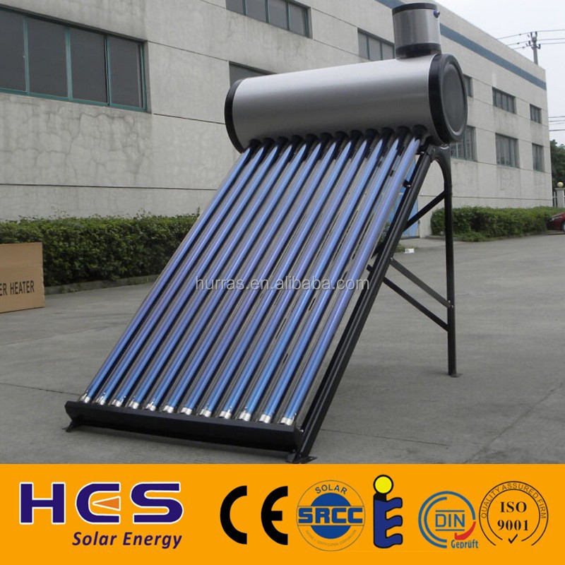 Hot Water Heating Solar Powered Portable Heater