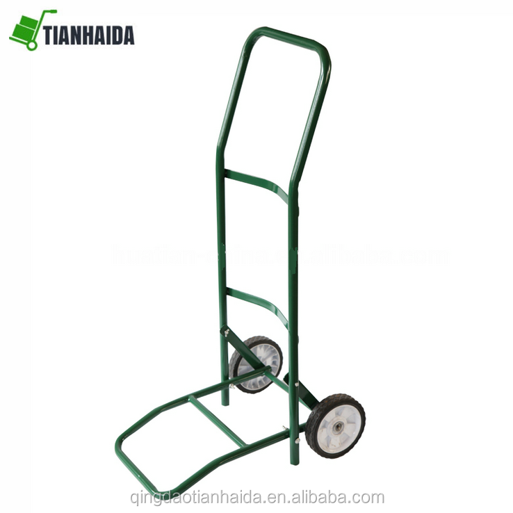 HT2000  Tubular steel frame ideally suited to both office and warehouse Flow Back Handle Hand Truck Trolley