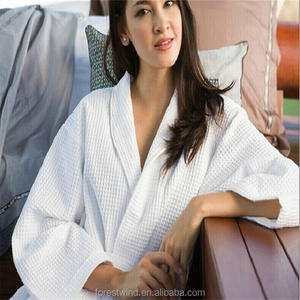 Wholesale Customized 100%Cotton Bath Towel Coat