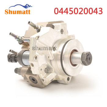 Genuine Cummin Fuel Pump B-OSCH 0445020122 0445020043 fuel pump bo sch injection pump for Cummin ISDE6 Dongfeng truck