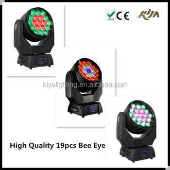 19x15w Led Beam Moving Head Light/zoom China Moving Head Light ...