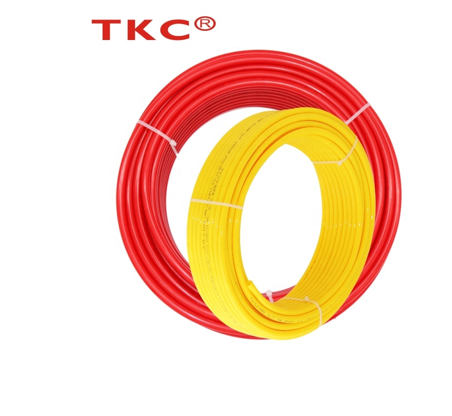 BLACK 1 6mm x 4mm Metre Nylon Flexible Plastic Pipe Tubing Compressed Airline Robotic Air Hose Metric