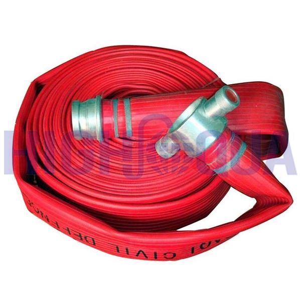 High Pressure Brandslang Rubber Used Fire Hose,Pvc Fire Hose ...