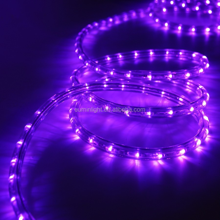 Hot Black Light Rope Lights Led Product On Alibaba