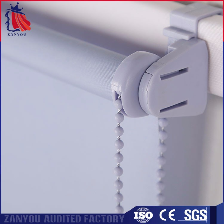 Factory Wholesale Metal Double Roller Blinds Bracket