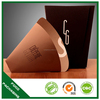 Original disposable greaeproof kraft paper cone crepe holder