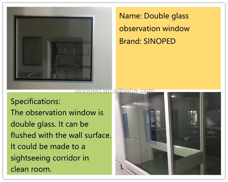 Medical Class 10000 Clean Room Modular Clean Room Part 83