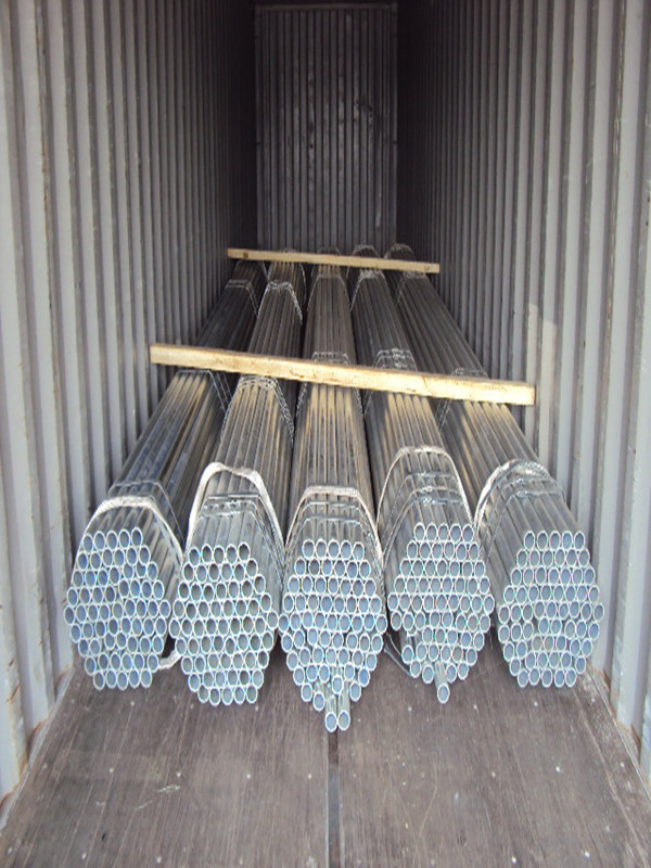 Hot galvanized steel pipe scrap scaffolding pipe sleeves clamp