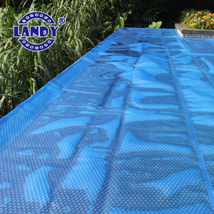 Sunny heat hot sale aluminum outdoor infinity pool endless metal swimming pool roll covers