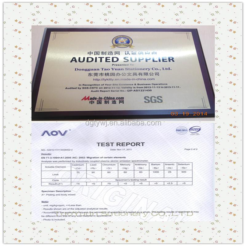 China Manufacturer Taoyuan Stationery Multi Ring File Folder ...