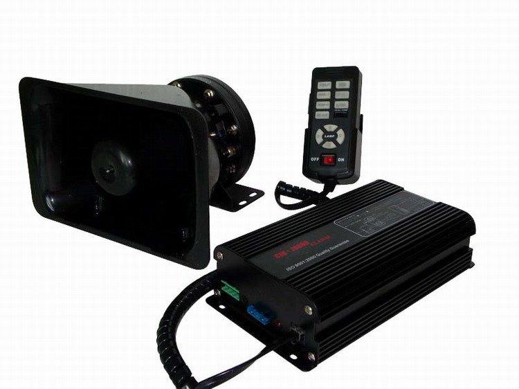 Electronic Siren Amplifier Siren and Speaker(CJB-100RD-A)