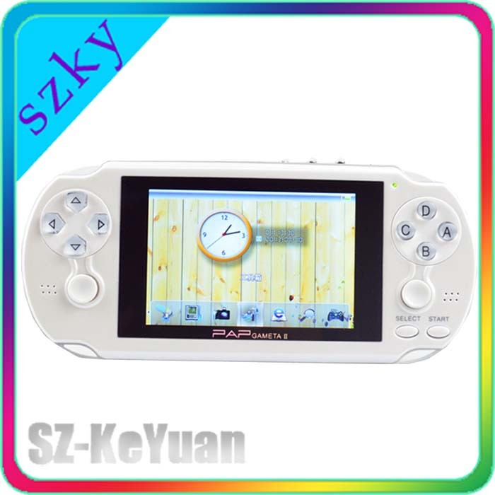 4.1 Inch TFT Screen PAP 2 Game Console