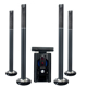 5.1 tower surrounding sound solar power bank home theater speaker from JERRY factory