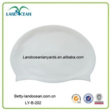 Best white silicone float swimming caps