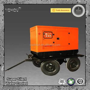 3 cylinder ac 3 phase 400v 1500rpm electric start diesel generator price of 10kva generator