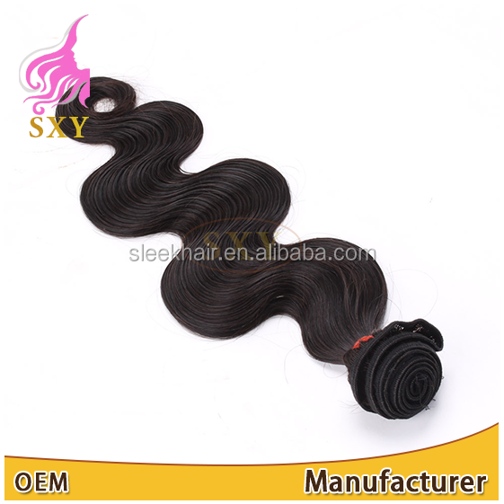 Brazilian Hair No Tangle No Shedding Virgin Remy Hair Extenions Wholesale price