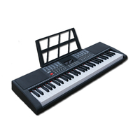 professional design musical keyboard lighting electric organ for music beginner