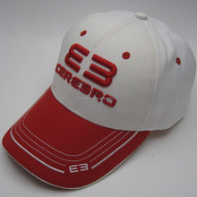 High quality custom oem 100% polyester 6 panel 3d embroidery baseball cap
