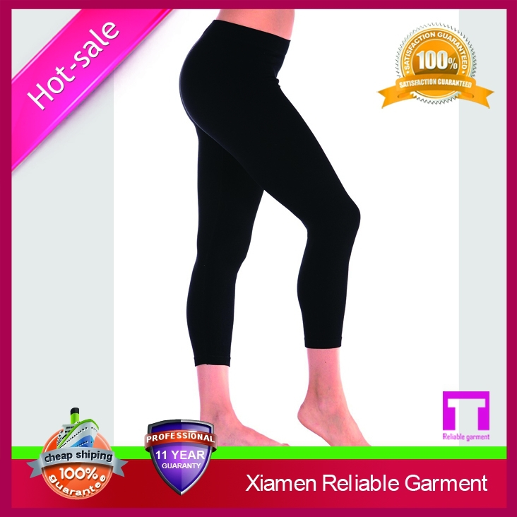 OEM athletic high quality cheap fitness womens yoga pants from Xiamen factory alibaba sports