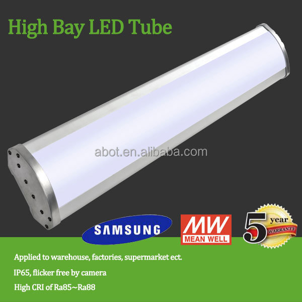 2014 unique style New Product UL 5 Years Warranty 120w Industrial LED High Bay Light 305V For Sale