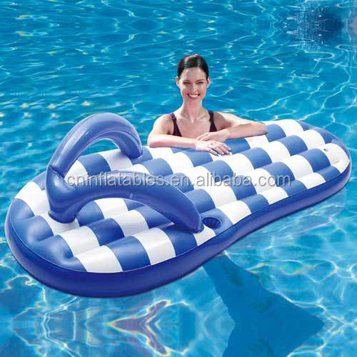 Slipper Type Inflatable Giant Thong Floating Pool Toy For Adult