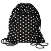 Personalized Male&Female Nylon Drawstring Backpack For Footballs Or Soccers