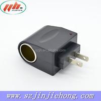 car charger adapter 110V 220V AC to 12V DC Car Cigarette Lighter Charger 12v car adapter