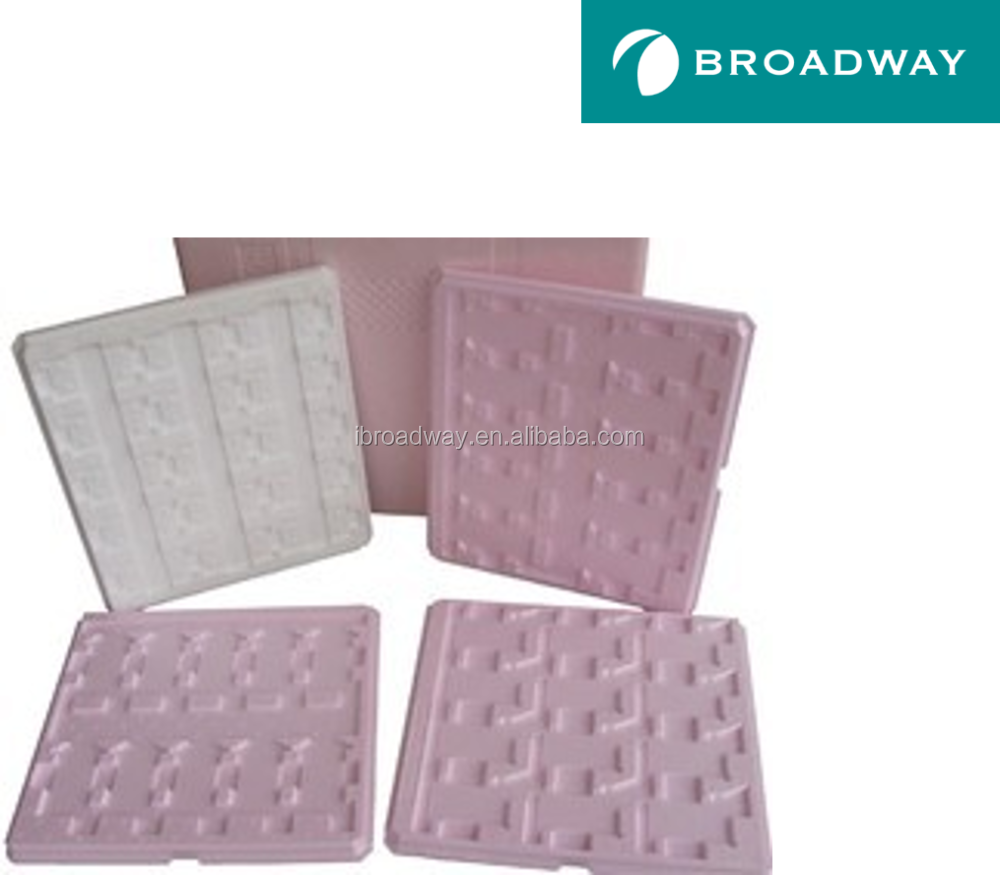 colorful Epp Foam Packaging Tray For Electronics Packing
