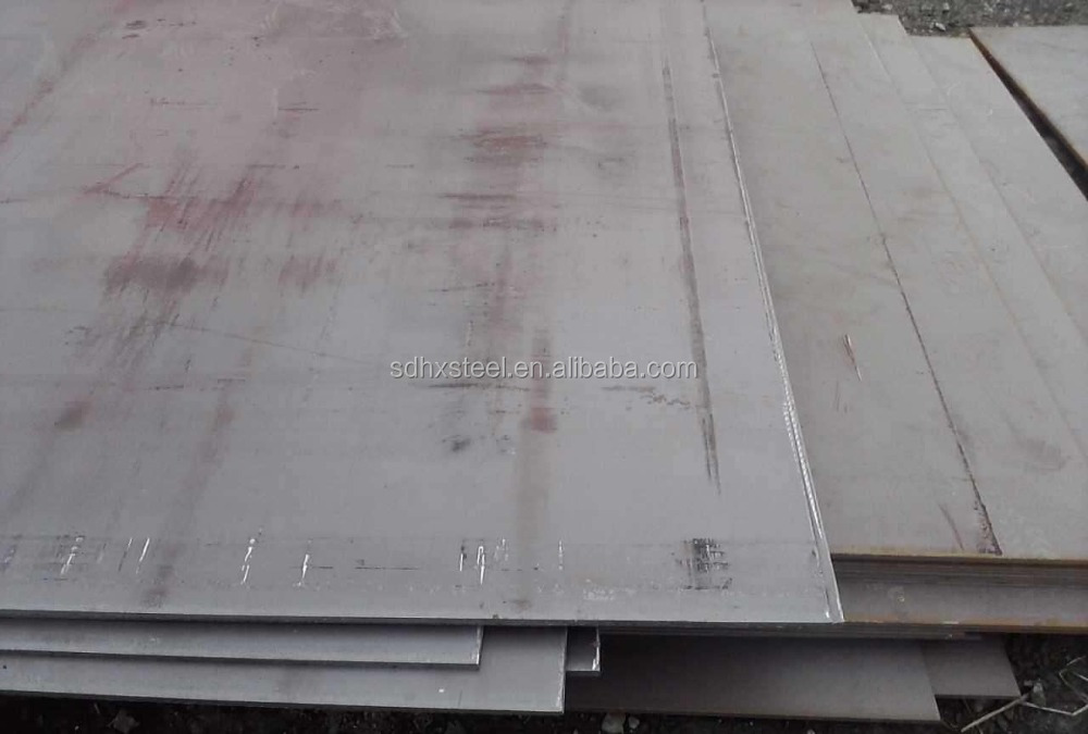 Good price and quality Q245,Q345 hot rolled steel sheet for boiler steel
