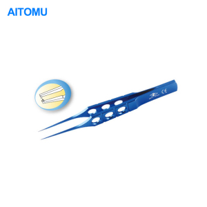Abs Plastic Tweezers Vitreoretinal Seaming Used Sets Of Ent Surgical Instruments Importer USA