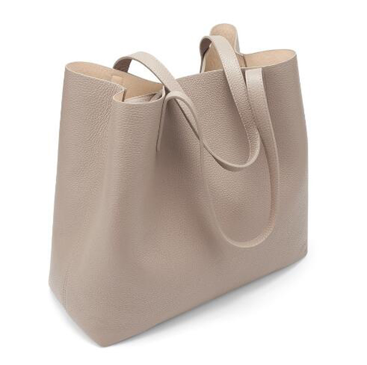 Luxury classic leather personalized weekend tote bag handbags for women
