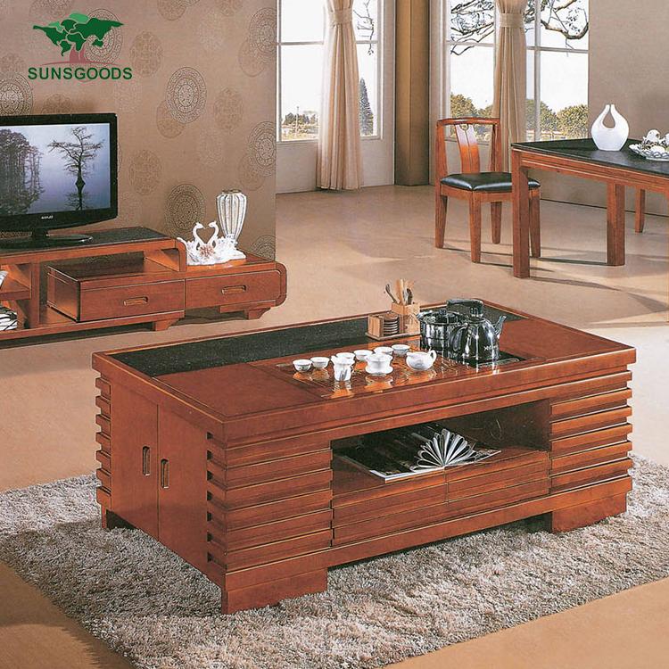 Top Quality Living Room Teak Root Coffee Table,Solid Wood Coffee Table - Buy Teak Coffee Table ...